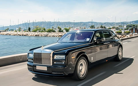 Roll Royce Phantom IV
